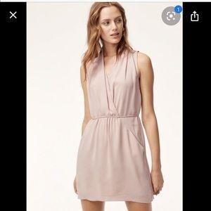 Aritzia Sabine light pink / blush like new, xxs
